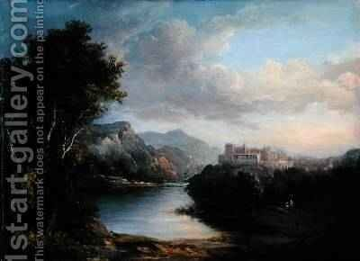 Classical Landscape by Alexander Nasmyth - Reproduction Oil Painting