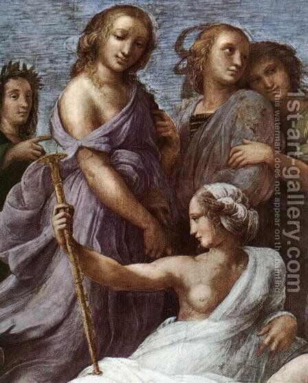 Stanze Vaticane 18 by Raphael - Reproduction Oil Painting