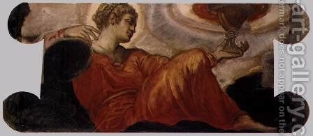 Allegory of Faith by Jacopo Tintoretto (Robusti) - Reproduction Oil Painting
