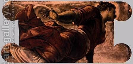 Allegory of Generosity by Jacopo Tintoretto (Robusti) - Reproduction Oil Painting