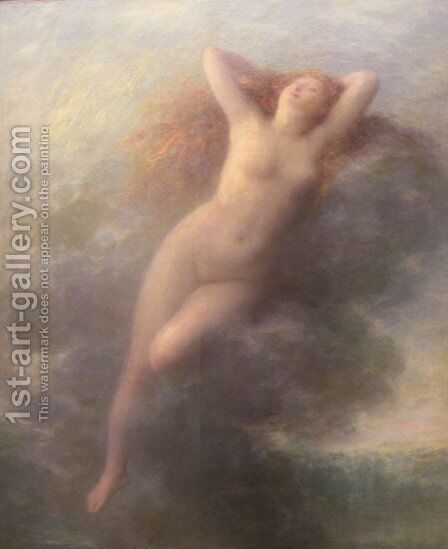 Le Matin by Ignace Henri Jean Fantin-Latour - Reproduction Oil Painting