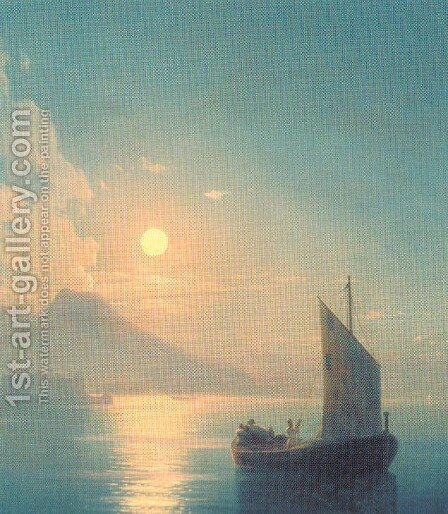 aivaz by Ivan Konstantinovich Aivazovsky - Reproduction Oil Painting