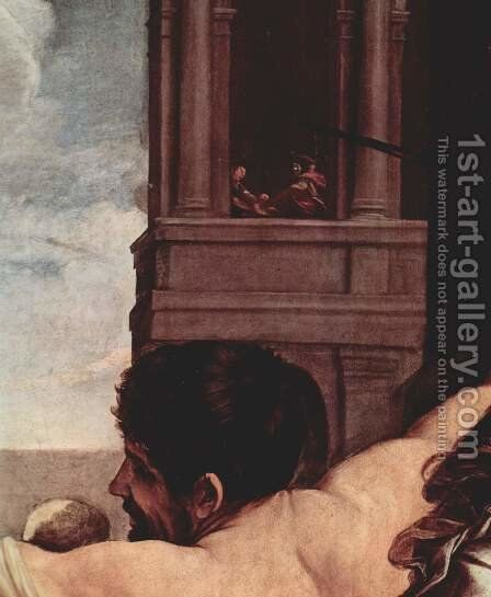 Betlehemitischer child murder, Detail 1 by Guido Reni - Reproduction Oil Painting