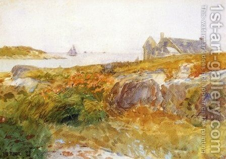 Isles of Shoals 3 by Childe Hassam - Reproduction Oil Painting
