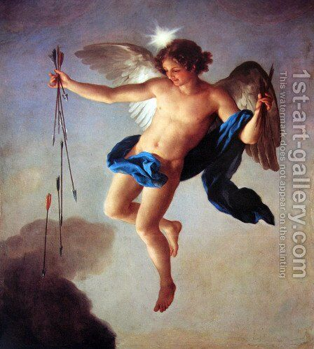 The afternoon by Anton Raphael Mengs - Reproduction Oil Painting