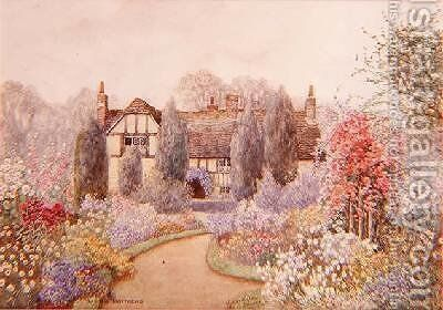 Lavington, Sussex by James Matthews - Reproduction Oil Painting