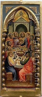 The Last Supper by di Nardo Mariotto - Reproduction Oil Painting