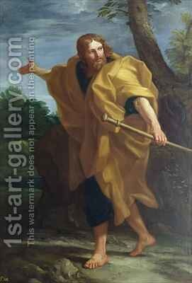 St James the Greater by Carlo Maratta or Maratti - Reproduction Oil Painting