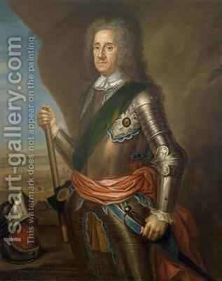 Lord George Hamilton 1666-1737 Earl of Orkney by Martin Maingaud - Reproduction Oil Painting