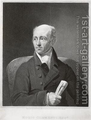 Muzio Clementi 1752-1832 by James Lonsdale - Reproduction Oil Painting