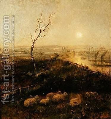 Strayed by Cecil Gordon Lawson - Reproduction Oil Painting