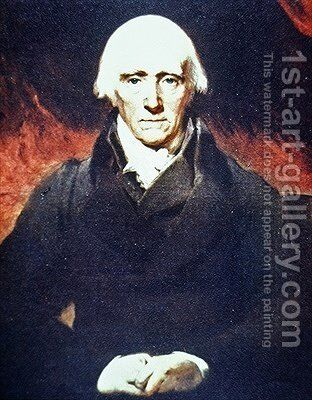 Warren Hastings by (after) Lawrence, Sir Thomas - Reproduction Oil Painting