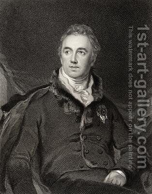 Robert Saunders Dundas by (after) Lawrence, Sir Thomas - Reproduction Oil Painting