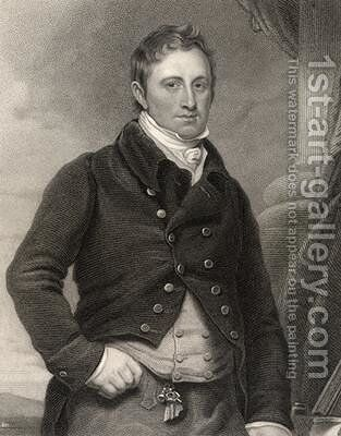 William Charles Keppel by (after) Lawrence, Sir Thomas - Reproduction Oil Painting