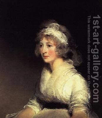 Miss Juliana Copley by Sir Thomas Lawrence - Reproduction Oil Painting