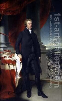 Thomas by Sir Thomas Lawrence - Reproduction Oil Painting