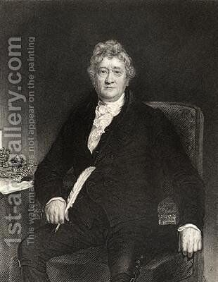 Thomas Clarkson by Samuel Lane - Reproduction Oil Painting