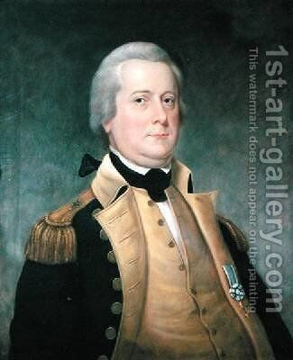 General William Irvine 1741-1804 by James Reid Lambdin - Reproduction Oil Painting