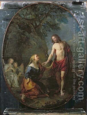 Noli Me Tangere by Charles de Lafosse - Reproduction Oil Painting