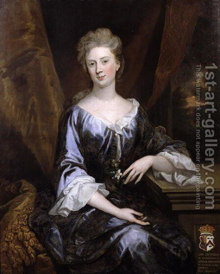 Anne Duchess of Richmond by Sir Godfrey Kneller - Reproduction Oil Painting