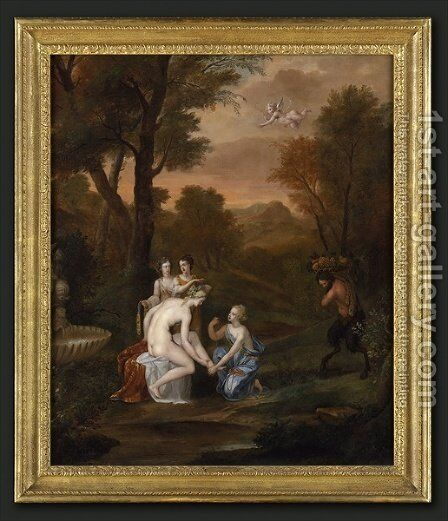 Venus Attired by the Graces by Anne Killigrew - Reproduction Oil Painting