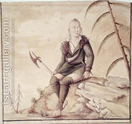 Peter of Buffalo Tonawanda New York by Anne Marguerite Hyde de Neuville - Reproduction Oil Painting
