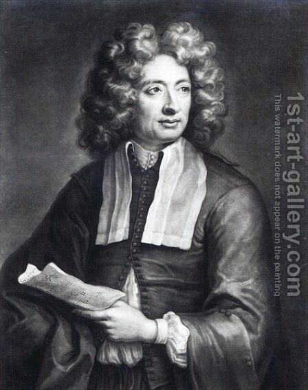 Arcangelo Corelli by (after) Howard, H. - Reproduction Oil Painting