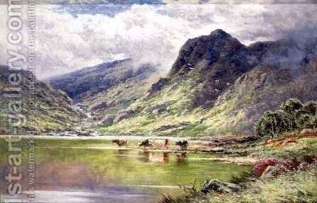 Lochetevery by H.D. Hillier - Reproduction Oil Painting
