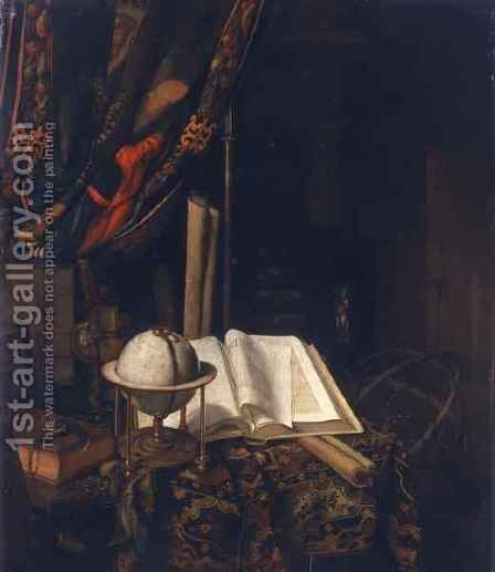 Still Life 2 by Jacob van der Heyden - Reproduction Oil Painting