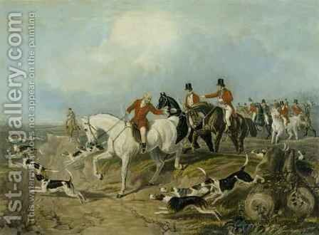 The Find by (after) Herring Snr, John Frederick - Reproduction Oil Painting