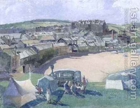 Near St Ives by Boris V. de Heroys - Reproduction Oil Painting