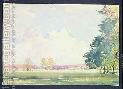 Calderstone Park by James Hamilton Hay - Reproduction Oil Painting