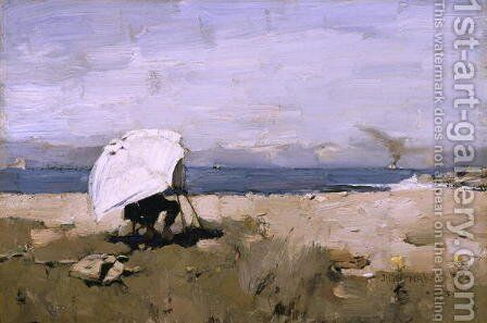 Hard At It by Sir James Guthrie - Reproduction Oil Painting