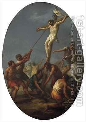 Crucifixion by Grani - Reproduction Oil Painting