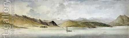 Lago Maggiore by Charles Gore - Reproduction Oil Painting