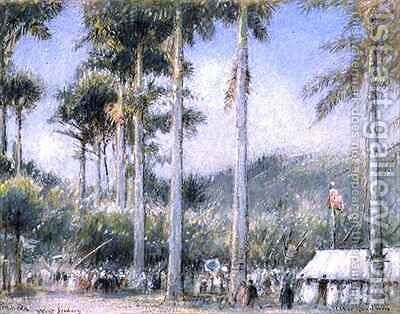 Grenada West Indies 2 by Albert Goodwin - Reproduction Oil Painting