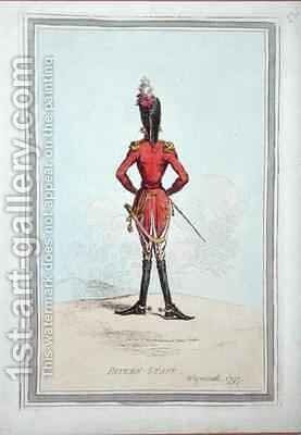 Patern Staff 2 by James Gillray - Reproduction Oil Painting
