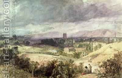 Worcester by Sir John Gilbert - Reproduction Oil Painting