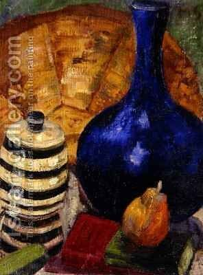 Still Life by Mark Gertler - Reproduction Oil Painting