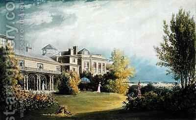 St Leonards Hill by (after) Gendall, John - Reproduction Oil Painting