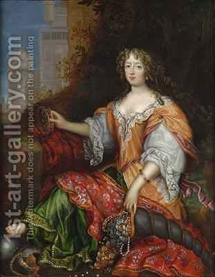 Fortuna by Henri Gascar - Reproduction Oil Painting