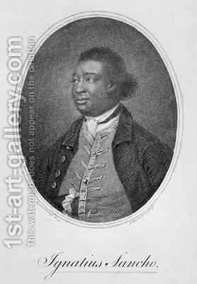 Ignatius Sancho 1729-80 by (after) Gainsborough, Thomas - Reproduction Oil Painting