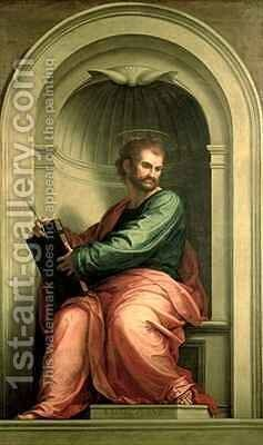 St Mark the Evangelist by Anton Domenico Gabbiani - Reproduction Oil Painting