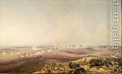 The Battle of Austerlitz by Jean Antoine Simeon Fort - Reproduction Oil Painting