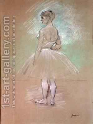 Dancer 2 by Jean-Louis Forain - Reproduction Oil Painting