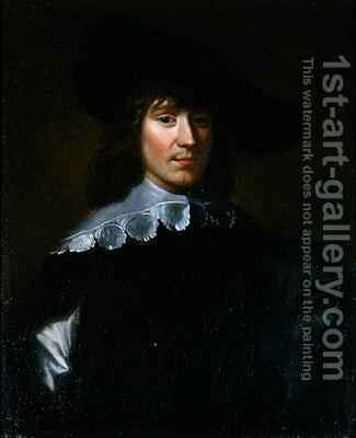 William Lawes by (after) Dyck, Sir Anthony van - Reproduction Oil Painting