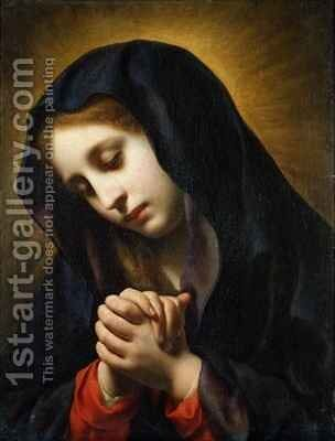 The Virgin of the Annunciation by Carlo Dolci - Reproduction Oil Painting