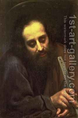 St Simon by Carlo Dolci - Reproduction Oil Painting