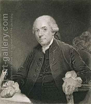 Henry Laurens by (after) Copley, John Singleton - Reproduction Oil Painting