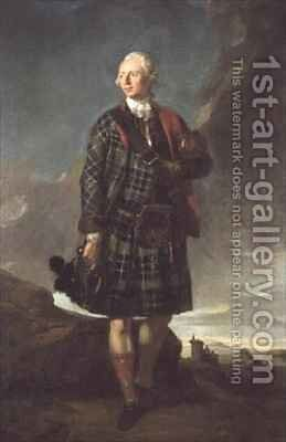 Sir Alexander Macdonald 9th Baronet of Sleat and 1st Baron Macdonald of Slate by (after) Copley, John Singleton - Reproduction Oil Painting